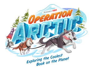 Image of Operation Arctic Logo and Link to CCLW VBS Registration