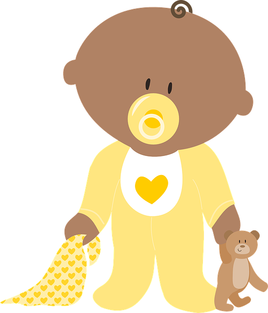 clipart of a baby